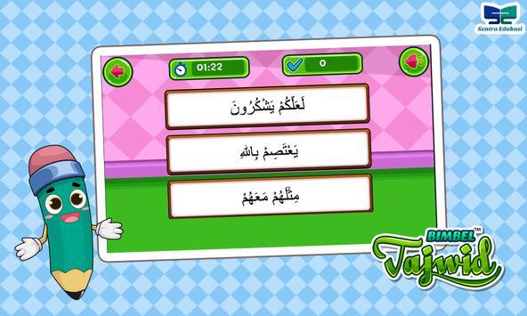 Bimbel Belajar Tajwid apk screenshot