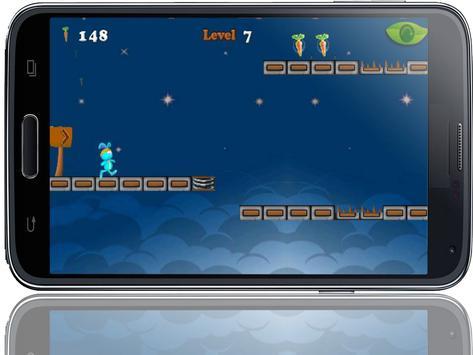 Bunny Roobma Game apk screenshot