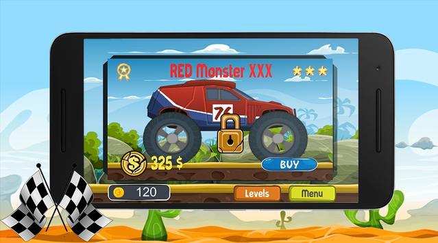 Crazy Hill Racing apk screenshot