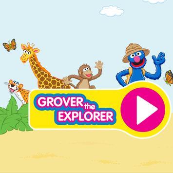 Grover the Explorer poster