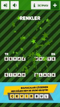 Çevir Bul - Türkçe İngilizce screenshot 3