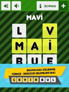 Çevir Bul - Türkçe İngilizce screenshot 9