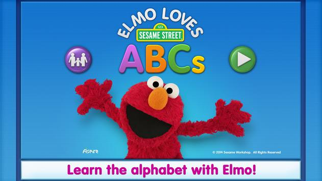 Elmo Loves ABCs apk screenshot