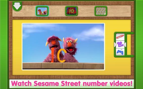 Elmo Loves 123s apk screenshot