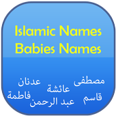 Meaning of the islamic names icon