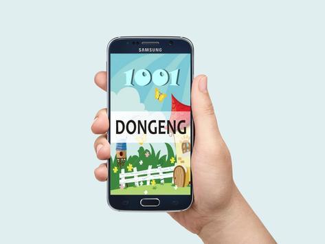 1001 Kisah Dongeng Anak poster