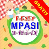 RESEP MPASI Makanan Bayi icon