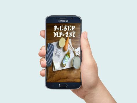 RESEP MPASI Makanan Bayi poster