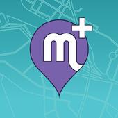 mPLUS Places icon