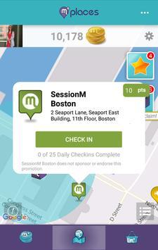 mPLUS Places screenshot 1