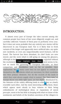 Swift eBook Reader apk screenshot
