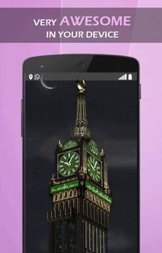 Clock Tower 3D Wallpaper screenshot 4
