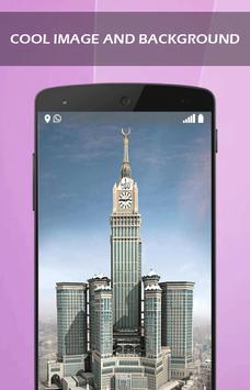 Clock Tower 3D Wallpaper screenshot 2