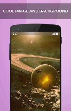 Asteroid Belt Wallpaper screenshot 1