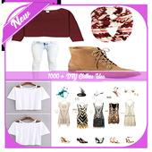 1000+ DIY Clothes Idea icon