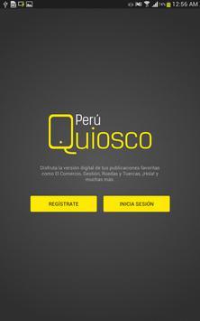 PerúQuiosco screenshot 1