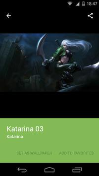 LOL Katarina Wallpapers HD APK Download Free Personalization APP