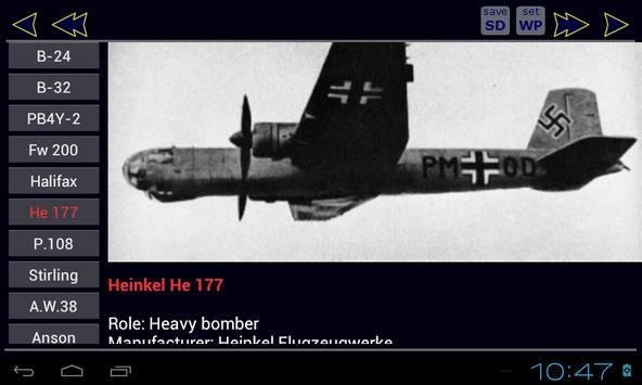 World War II Aircraft Bombers apk screenshot
