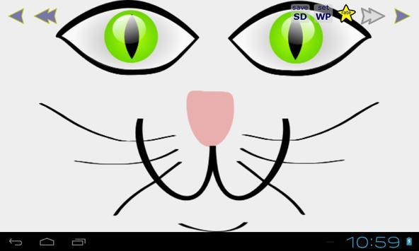 Cats HD Wallpaper poster