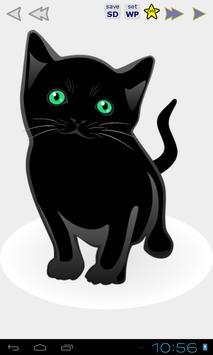 Cats HD Wallpaper screenshot 3