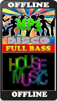 House musik mp3 disco remix screenshot 1