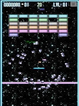 SEQANOID: Space Brick Breaker apk screenshot