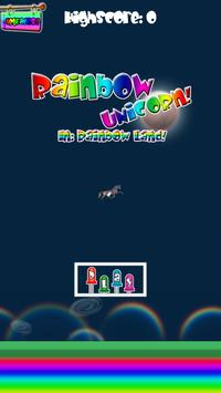 Rainbow Unicorn Rainbow Land! apk screenshot