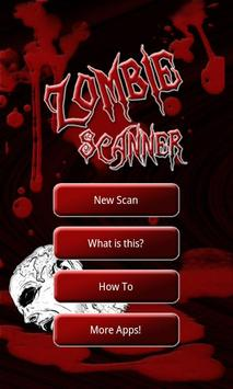 Zombie Scanner Simulation poster