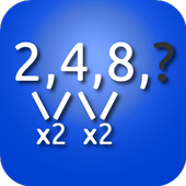 Number Sequence Solver icon
