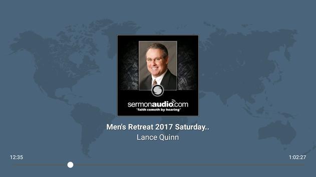 SermonAudio TV Edition screenshot 3
