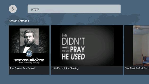 SermonAudio TV Edition screenshot 4