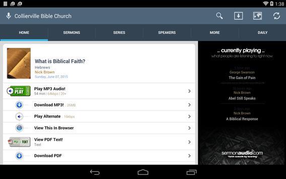 Collierville Bible Church screenshot 6
