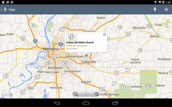 Collierville Bible Church screenshot 8