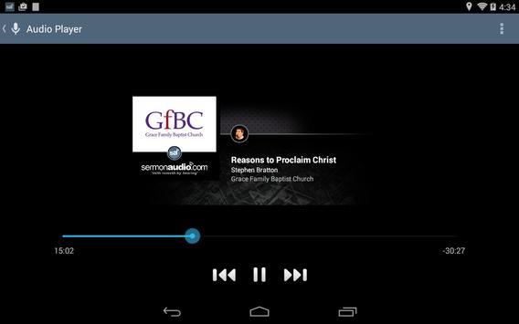 Grace Family Baptist Church screenshot 7