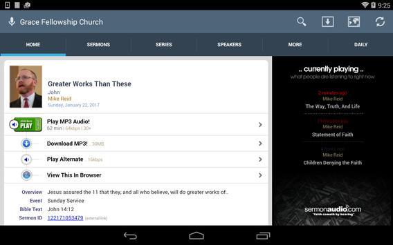 Grace Fellowship Church screenshot 6