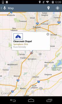 Clearcreek Chapel apk screenshot