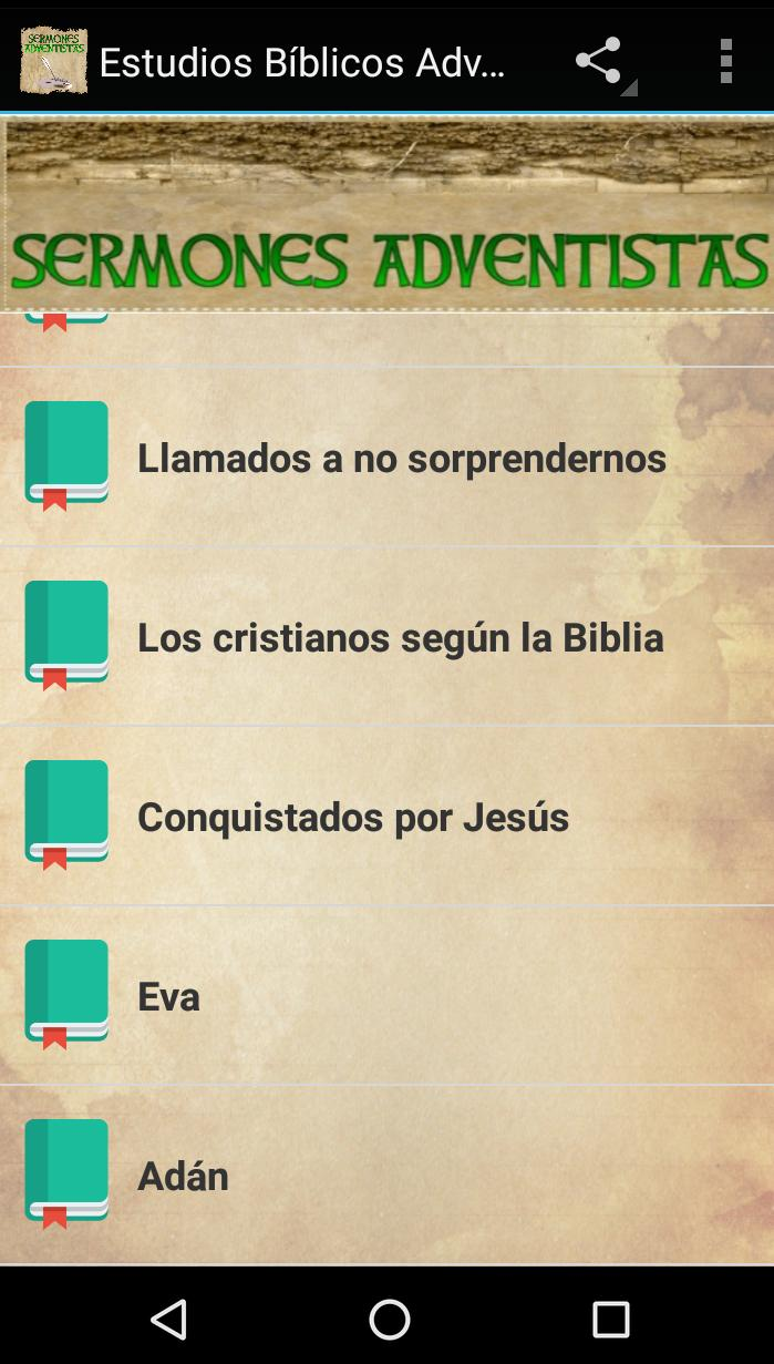 Adventist Sermons for Android - APK Download