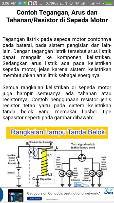 Kelistrikan sepeda motor for android apk download kelistrikan sepeda motor poster cheapraybanclubmaster Choice Image
