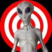Kick The Gray Alien icon