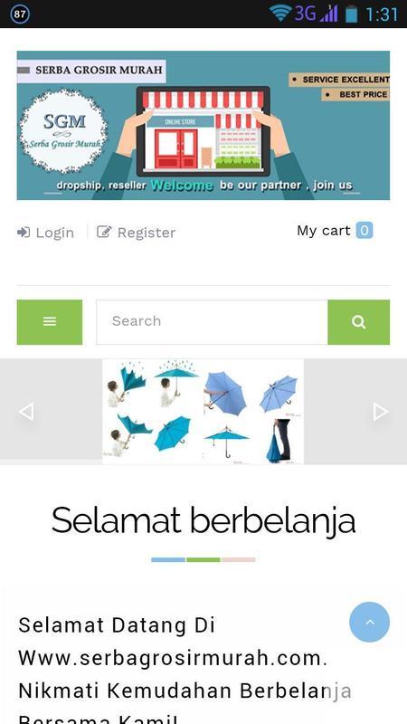 Serba Grosir Murah Online Shop Barang Unik China für Android - APK herunterladen