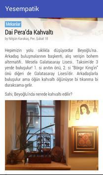 Yesempatik-Hayat Yiyince Güzel apk screenshot