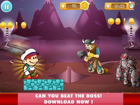 Super Sam Adventure World 3D apk screenshot