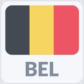 Radio Belgium  All radios of Belgium icon