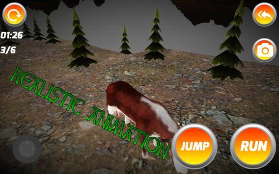 3D CUTE COW Simulator apk screenshot