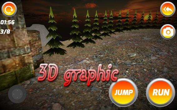 3D TİNY CHİCKEN SİMULATOR screenshot 4