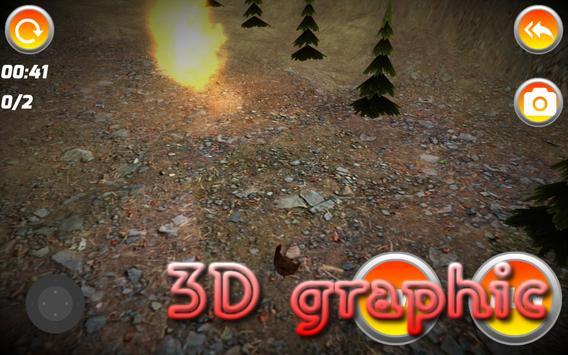 3D TİNY CHİCKEN SİMULATOR screenshot 6