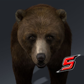 3D MASTER BEAR SIMULATOR icon
