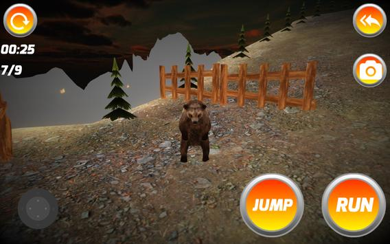 3D MASTER BEAR SIMULATOR screenshot 5
