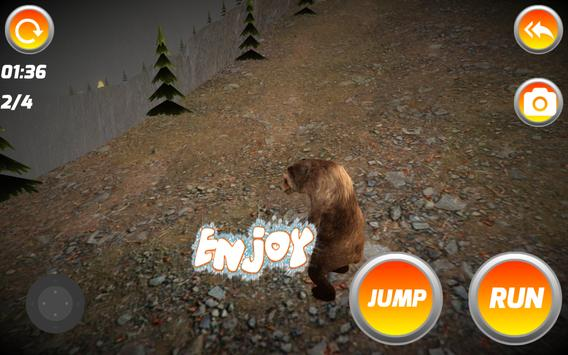 3D MASTER BEAR SIMULATOR screenshot 6