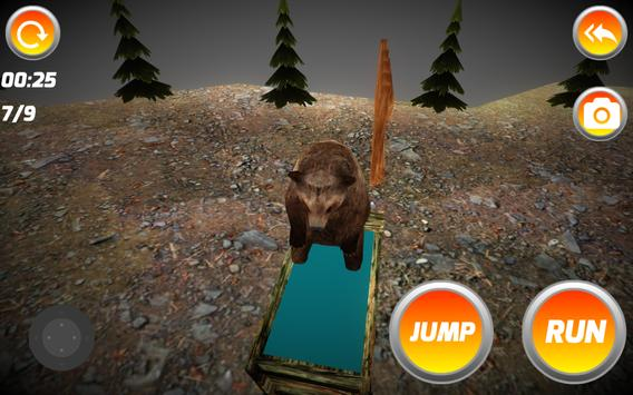 3D MASTER BEAR SIMULATOR screenshot 7